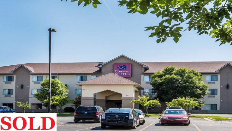 Comfort Suites IA, Council Bluffs - SOLD by Suresh Patel
