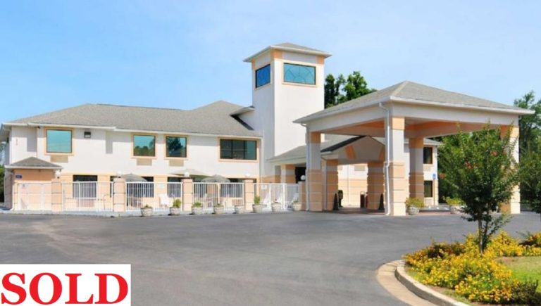 Executive Inn GA, Sandersville - SOLD by Urmish Patel