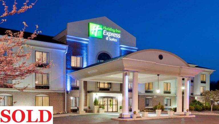 Holiday Inn Express MD, Easton - SOLD by John Downes