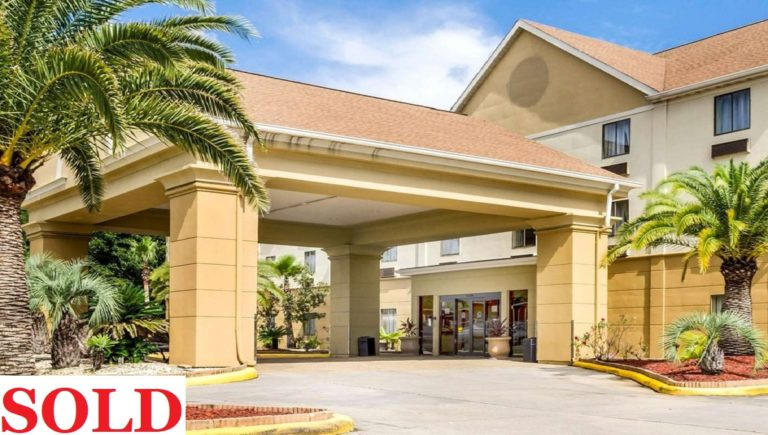 Quality Inn MS, Biloxi - SOLD by Suresh Patel