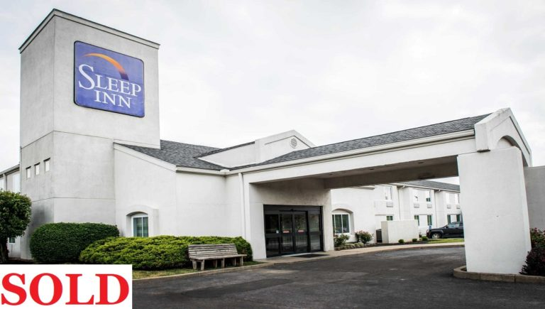 Sleep Inn WV, Bridgeport - SOLD by John Downes & Charlie Fritsch