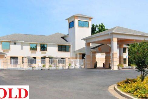 Executive Inn SOLD GA Sandersville UP