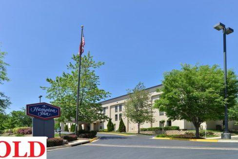 Hampton Inn SOLD MD Laurel CF