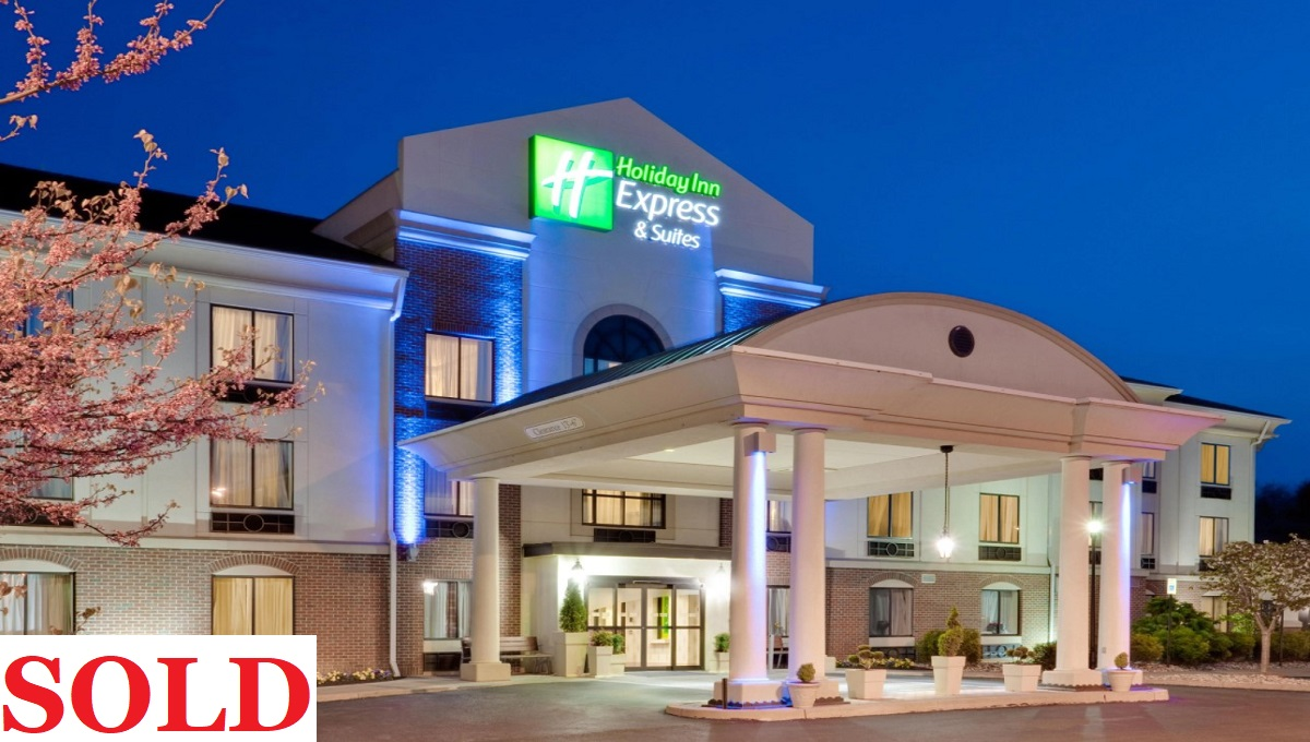 Holiday Inn Express SOLD MD Easton