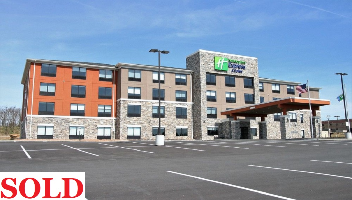 Holiday Inn Express SOLD PA Uniontown CF